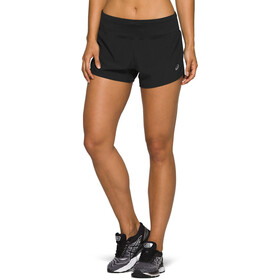 "asics Road 3,5"" Shorts Dames, performance black"